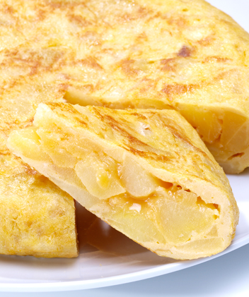 The World's Best Spanish Omelette