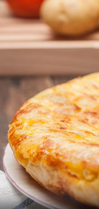 The World's Best Spanish Omelette
